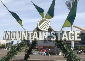 mountainステージ入り口