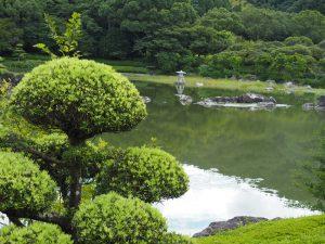 南楽園日本庭園